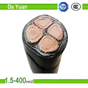 4 Core Yjv22 4c*150mm2 Cu/XLPE/PVC Insulated Electric Cable pictures & photos