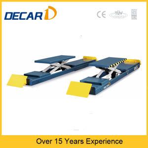 Decar Dk-35D CE Approval Underground Car Lift pictures & photos