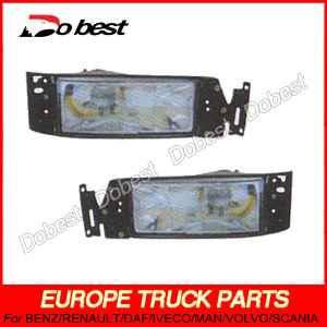 Iveco Eurostar Truck Body Parts (Headlight, tail light, fog lamp) pictures & photos