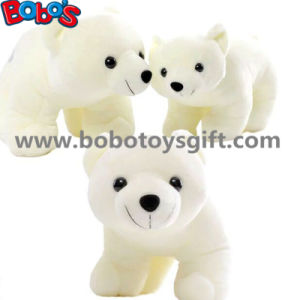 ASTM Approve Cuddly Stuffed White Color Polar Bear Animal Soft Toy pictures & photos