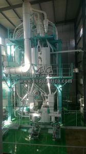 Best Price with Fully Automatic PLC System Complete Set Wheat Flour Mill pictures & photos