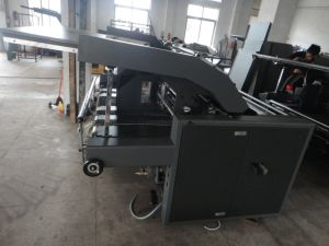Bzl Series Semi-Automatic Coating Laminating Machine pictures & photos