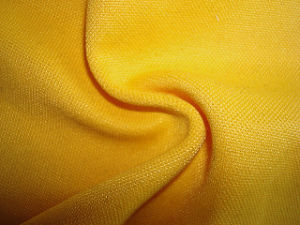 Wool Cotton Slub Jersey Knit Fabric pictures & photos