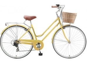 26 Inch Hot Sale Colorful 6 Speed City Bike (ZL-CT-051) pictures & photos