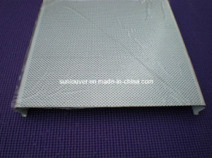 Aluminium Perforated Strip Ceiling (DX-C200)