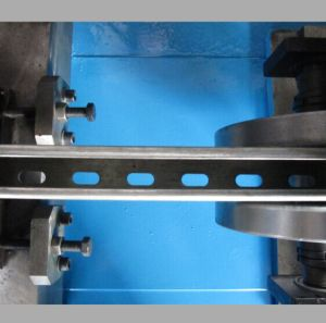 Door Guide Cold Roll Forming Machine