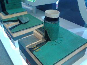 Green Schist Sbs/ APP Waterproof Membrane/ Bitumen Waterproof Membrane/ Bitumen Sheet pictures & photos
