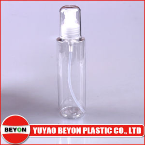 Round Pet Plastic Cosmetic Spray Bottle (ZY01-B040) pictures & photos