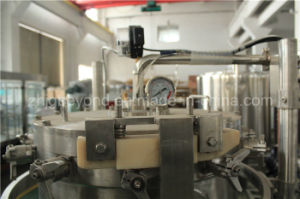 Auto PLC Control Can Filling Machine for Juice or Water pictures & photos