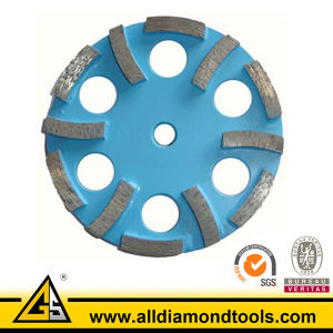 Diamond Grinding Cup Wheel for Concrete and Masonry pictures & photos