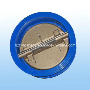 Stainless Steel Body Wafer Check Valve Spring Loaded pictures & photos