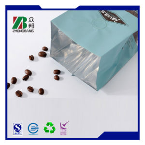 Cheap Promotional Starbucks Coffee Bean Bag with Valve pictures & photos
