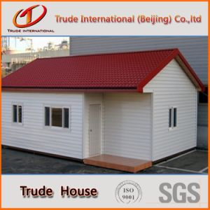 Customized Light Steel Frame Mobile/Modular/Prefab/Prefabricated House pictures & photos