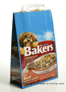 Pet Food Kraft Paper Bags pictures & photos
