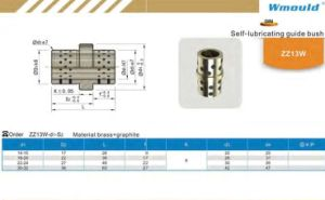 Wmould Starter Bushing Made in China pictures & photos