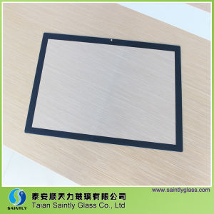 High Quality Tempered Glass Panel for Display Cabinet pictures & photos