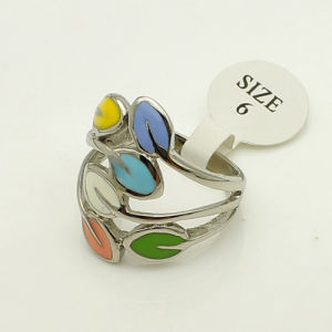 Costume Jewelry ,Fashion Jewelry Steel Ring (6077) pictures & photos
