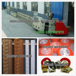 Plastic Picture Frame Profile Making Machine pictures & photos