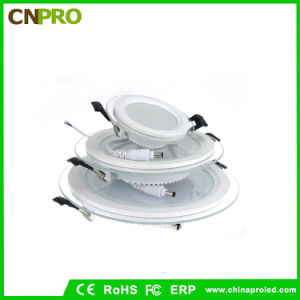 Factory Supply LED Recessed Ceiling Light LED 6W Glass Panel pictures & photos