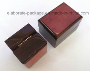 Custom High Quality Wood Jewelry Packaging Box Wholesale pictures & photos