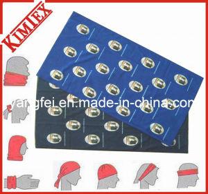 100% Polyester Mircofibre Fashion Neck Tube Bandana pictures & photos