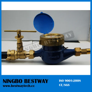 Hot Sale Brass Water Flow Meter pictures & photos