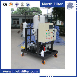 100L Vacuum Oil Purification Device with High Quality pictures & photos