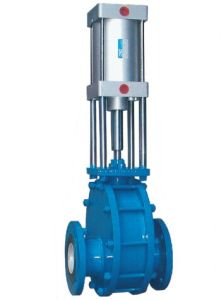 Wear-Resisting Pneumatic Discharge Control Valve