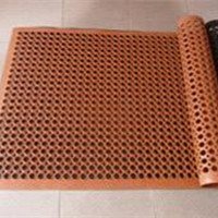Nr or SBR Used in Commercial Kitchen Rubber Mat pictures & photos