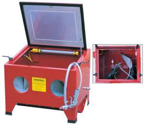 Sand Blast Cabinet Sandblaster Air Sandblasting Gun Sand Blasting Machine pictures & photos