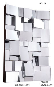 Special Shape Hotel Project Decorative Wall Mirrors pictures & photos
