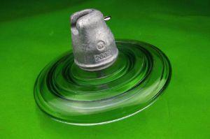 U420b Toughened Glass Suspension Insulator pictures & photos