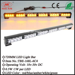 Directional Stroble Emergency Warning Light Bar with Traffice Advisor (TBE-168L-6C4) pictures & photos