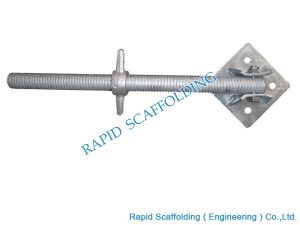 Swivel Adjustable Scaffold Screw Jack Scaffolding pictures & photos