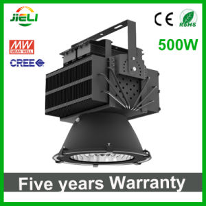 Top Quality 5 Years Warranty CREE+Meanwell Project Floodlight LED 500W pictures & photos