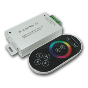 RF LED RGB Touch Controller