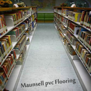 Maunsell Top Quality Roll Commercial Flooring for Indoor House pictures & photos