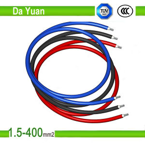 Solar PV Cable (PV1-F 1*6.0mm, 1*4mm) pictures & photos