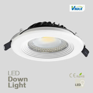 China cob 10w 20w 30w dimmable recessed cob led down light - Downlight led 20w ...