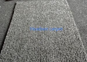 Hot Sale 100% Polyester Ribbed Non Woven Fabric Exhibition Carpet pictures & photos