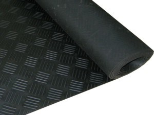 Checker Rubber Sheet, Checker Rubber Mat, Checker Rubber Rolls, Check Rubber Flooring for Flooring Rolls pictures & photos