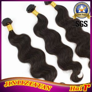 Wholesale Body Wave Virgin Indian Remy Hair Weaving Natural Indian Hair (ZYWEFT-68)