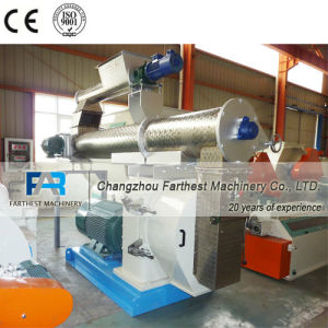 10 Ton Per Hour Complete Broiler Feed Making Machine pictures & photos