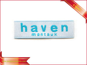 Clothing Logo Label Woven Fabric Neck Label pictures & photos
