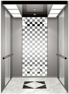 German Professional Passenger Elevator with Vvvf Drive (RLS-218) pictures & photos