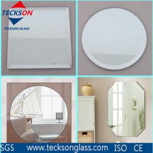 3mm, 4mm, 5mm, 6mm Float Glass Aluminum Mirror with High Quality pictures & photos