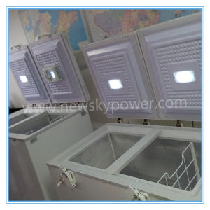 2017 Hot Selling Solar Powered DC 24V 12V Chest Freezer pictures & photos