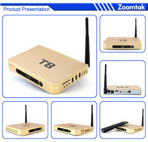 Android Box Reviews with Quad Core Dual WiFi Support 3D4k pictures & photos