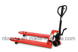 2.5t Hand Pallet Truck (With foot pedal) pictures & photos