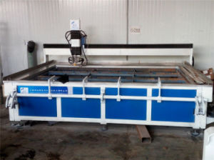 Water Jet Cutting Machine 2m*1.5m Cutting Machinery for Glass pictures & photos